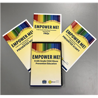 EMPOWER ME! Abuse Prevention Education Kit (#1018)