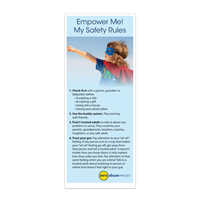 Empower Me! My Safety Rules (#1005)