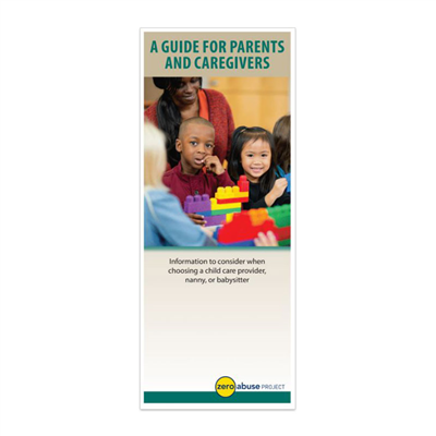 A Guide for Parents and Caregivers (#1000)